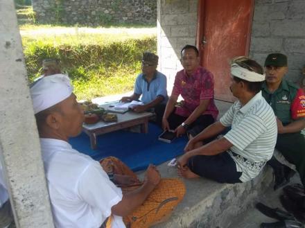 Paruman Banjar Adat Delod Margi Desa Nagasepaha